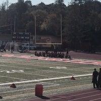 Photo taken at Woodside High School by Harris W. on 11/3/2013