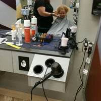 Photo taken at Great Clips by Natalkka R. on 7/3/2015