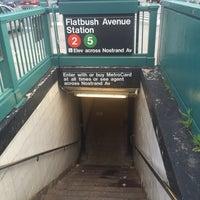 Photo taken at NYCT - Flatbush Ave CRC (2) (5) by Jason A. on 6/21/2015