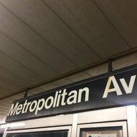 Photo taken at MTA Subway - Middle Village/Metropolitan Ave (M) by Jason A. on 10/1/2016
