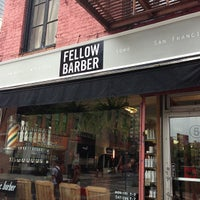 Photo taken at Fellow Barber by Mat Z. on 8/31/2013