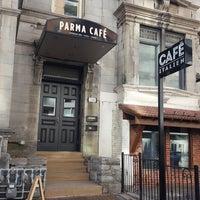 Photo taken at Parma Café by seb on 11/18/2016