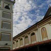 Photo taken at Masjid hiliran by Syukri Ali 9. on 12/5/2012