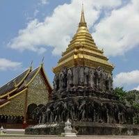 Photo taken at Wat Chiang Man by Prapat C. on 5/19/2017