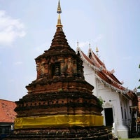 Photo taken at Wat Chet Lin by Prapat C. on 5/20/2017