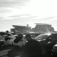 Photo taken at Touchdown Club by Matthew B. on 10/27/2013
