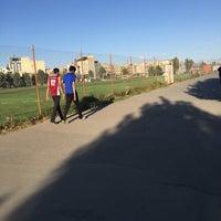 Photo taken at Shaghayegh Sport Complex | مجموعه ورزشی شقایق by Erfan S. on 9/8/2016