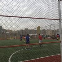 Photo taken at Shaghayegh Sport Complex | مجموعه ورزشی شقایق by Erfan S. on 10/28/2016