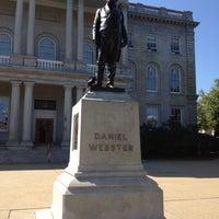 Foto tirada no(a) New Hampshire State House por Evan G. em 9/17/2012