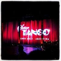 Foto tirada no(a) Señor Tango por Iuri B. em 7/9/2013