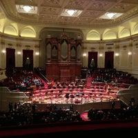 Das Foto wurde bei Het Concertgebouw von Laurent D. am 1/13/2013 aufgenommen