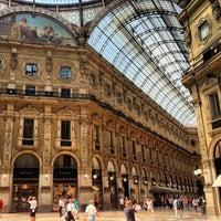 Foto scattata a Galleria Vittorio Emanuele II da Laurent D. il 6/19/2013