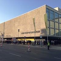 Photo prise au Deutsche Oper Berlin par Laurent D. le10/21/2012