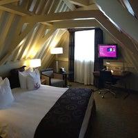 Photo taken at Kimpton De Witt Hotel by Laurent D. on 5/19/2013