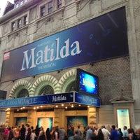 Photo taken at Shubert Theatre by Laurent D. on 6/28/2013