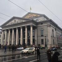Das Foto wurde bei Bayerische Staatsoper von Laurent D. am 3/31/2013 aufgenommen