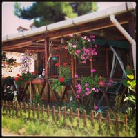 Photo taken at Efirli Plajı by Erinc A. on 8/22/2013