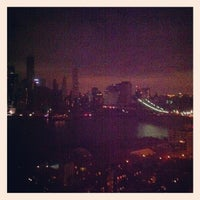 Photo taken at Brooklyn Heights by Anthony D. on 10/31/2012