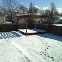 Photo taken at Shamrock Subdivision by Tom H. on 3/3/2013