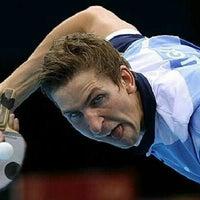 Photo taken at Ping Pong Table Tennis by Darius K. on 1/25/2015