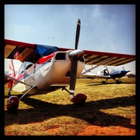 Photo taken at Tedderfield Air Park (FATA) by duncan f. on 5/1/2013