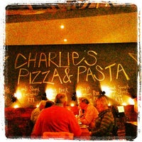 Photo taken at Charlie's Pizza & Pasta by duncan f. on 9/16/2013