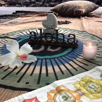 Photo taken at Hawaiian Healing Yoga by Hawaiian Healing Yoga on 6/14/2014