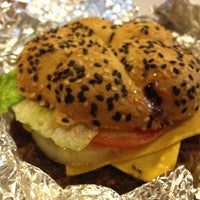Photo taken at Army Navy Burger + Burrito by Shelly V. on 2/18/2013
