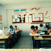 Photo taken at Alaçam ilköğretim okulu by Ayşe T. on 12/11/2015