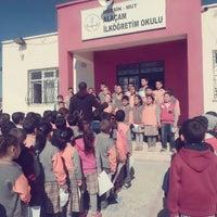 Photo taken at Alaçam ilköğretim okulu by Ayşe T. on 3/18/2016