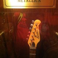 Photo taken at Hard Rock Cafe by David B. on 10/20/2012
