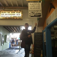 Photo taken at Native Cape Cod Seafood by Bill A. on 8/7/2014