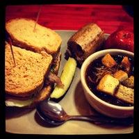Photo taken at Panera Bread by Jake L. on 4/7/2013
