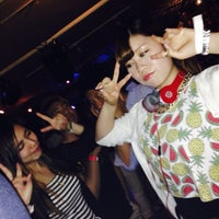 Photo taken at STORK by Mayu M. on 5/31/2014