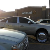 Photo taken at Walmart Supercenter by Casey R. on 3/20/2014