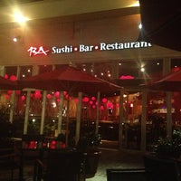 Photo taken at RA Sushi Bar Restaurant by Joanne A. on 10/22/2012