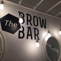 Снимок сделан в The Brow Bar пользователем Анастасия С. 11/19/2015
