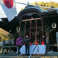 Photo taken at 五霊神社 by Nobuyuki S. on 1/2/2015