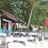 Photo taken at Monkey Bay Beach Club by Tattheera N. on 10/15/2013