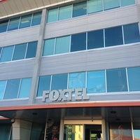 Photo taken at Foxtel by Nik K. on 7/28/2013