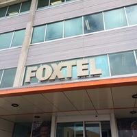 Photo taken at Foxtel by Nik K. on 11/28/2013