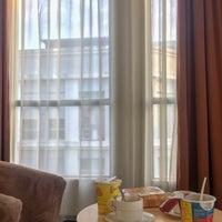 Photo taken at Manja Hotel by Yssa B. on 2/28/2018