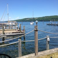 Photo taken at Seneca Harbor Station by David M. on 6/7/2014