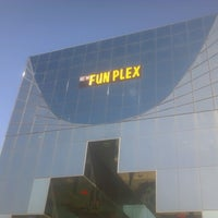 Photo taken at Fun-Plex by Katrina B. on 10/20/2012