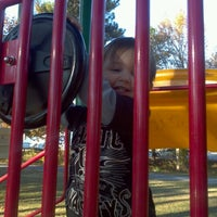 Photo taken at Fountain Park by Becky R. on 11/22/2012
