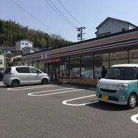 Photo taken at 7-Eleven by ジョージ 丸. on 3/29/2018