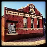 Photo taken at Tamworth Powerstation Museum by Josh C. on 9/5/2013