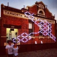 Photo taken at Tamworth Powerstation Museum by Josh C. on 11/9/2013