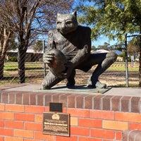 Photo taken at Warialda Sports & Recreation Ground by Josh C. on 7/31/2013