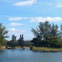 Photo taken at Amelia Earhart Park by Art H. on 12/23/2012